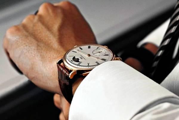 Как выбрать наручные часы мужчине?