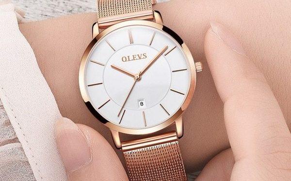 Как подобрать наручные часы женщине?