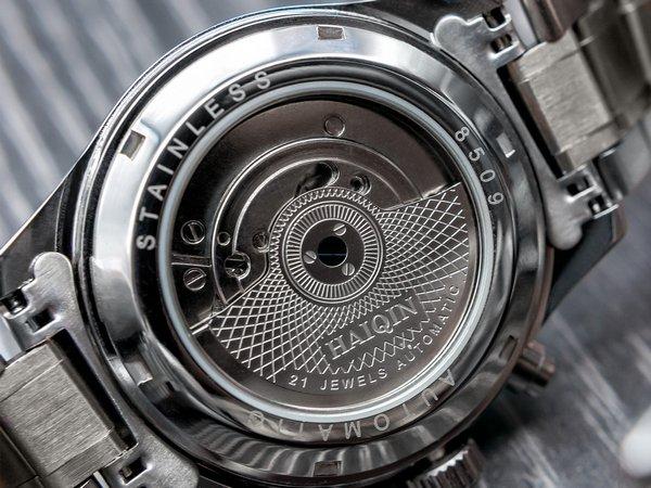 Как правильно заводить механические часы с автоподзаводом?