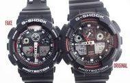 Как отличить подделку часов Casio G-Shock?