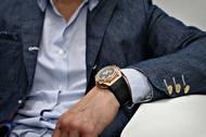 По каким правилам носить часы мужчине?