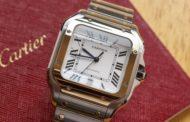 Часы Cartier Santos. Всегда актуальный классический стиль