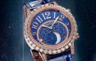 Женские часы Jaeger-LeCoultre Rendez-Vous Dazzling Moon Lazura