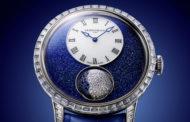 Часы Arnold & Son Luna Magna Ultimate I с трехмерной Луной