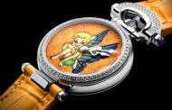Необычные часы Bovet 1822 Miss Audrey Sweet Fairy Only Watch