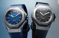 Две версии титановых часов Girard-Perregaux Laureato Absolute Ti 230