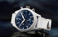 Pilot's Watch Chronograph Edition «Inspiration4» в космической тематике