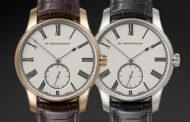 Часы Moritz Grossmann Hamatic Vintage с ультратонкими стрелками