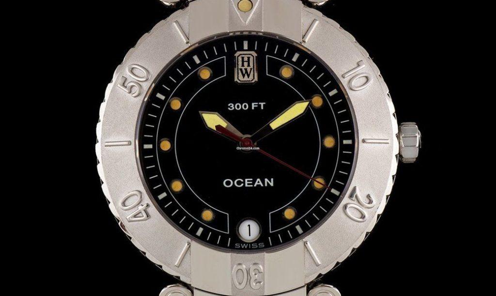 Часы Harry Winston Ocean