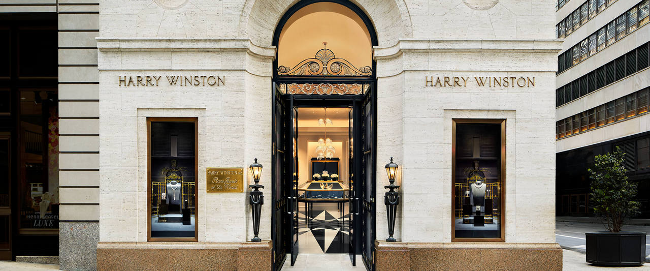 Harry Winston в Нью-Йорке