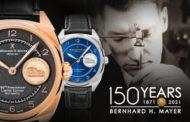 QNET представила в Москве юбилейные часы Bernhard H. Mayer
