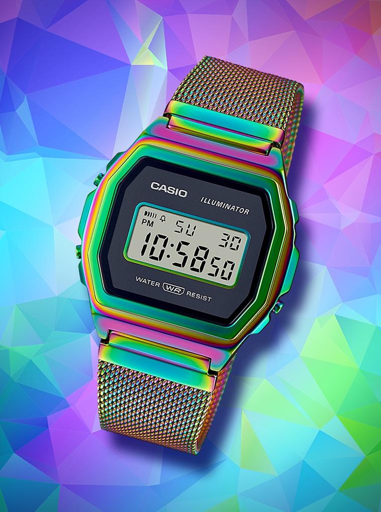 Часы Casio Vintage A1000PRW-1