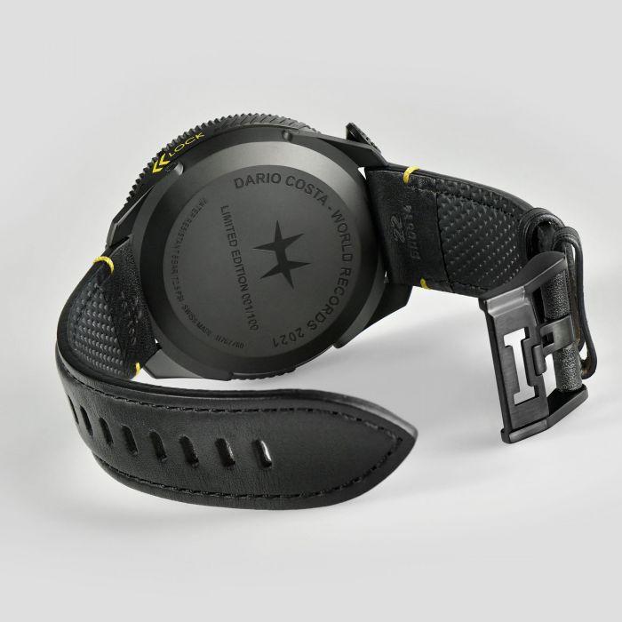 Часы Hamilton Khaki Takeoff Auto Chrono Limited Edition