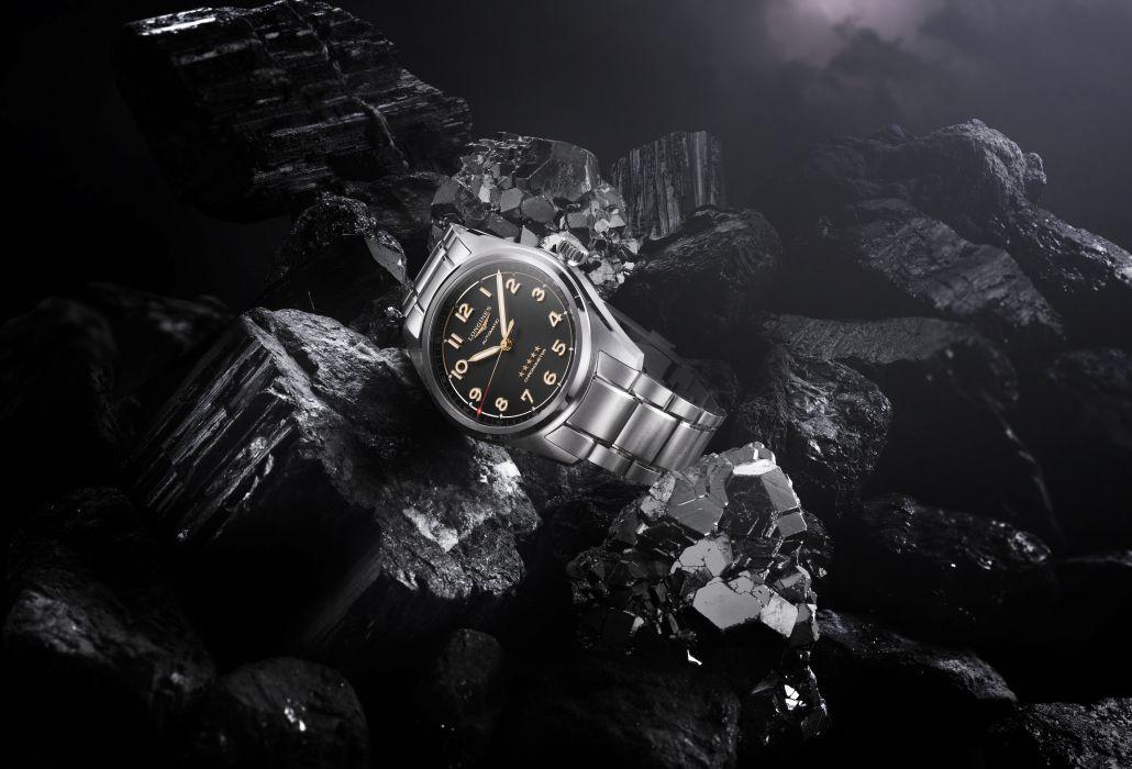 Часы Longines Spirit из титана