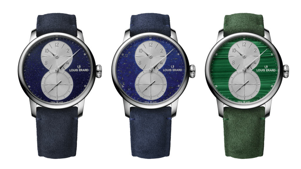 Часы Louis Erard Excellence Regulateur