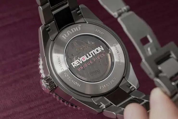 Часы Rado Captain Cook High-Tech Ceramic