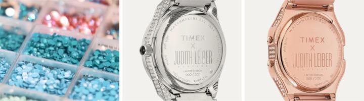 Часы Timex Group x Judith Leiber
