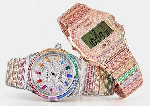 Timex Group будет производить часы под брендом Judith Leiber