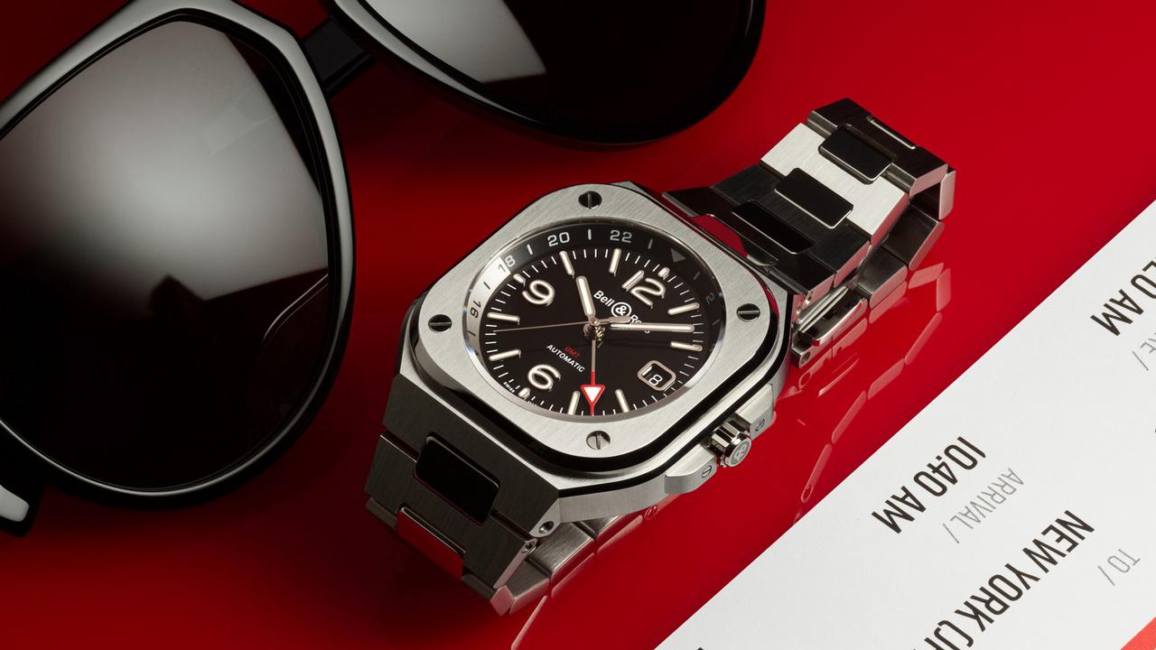Часы Bell & Ross BR 05 GMT