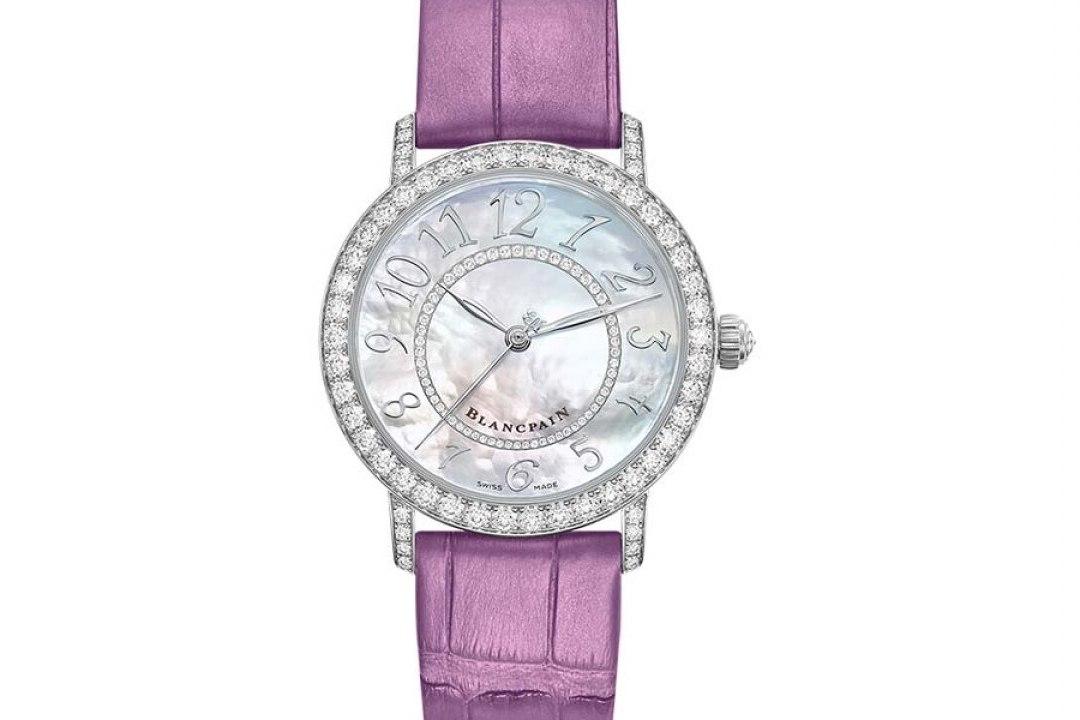 Часы Blancpain Ladybird Colors