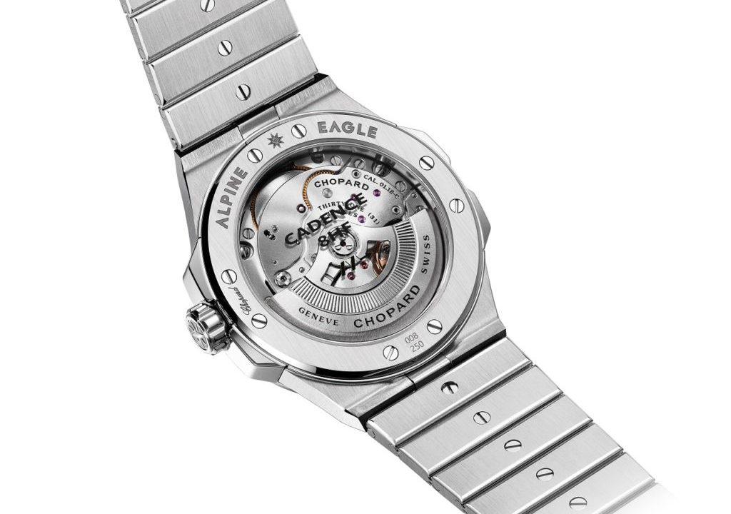Хронометр Chopard Alpine Eagle Cadence 8HF