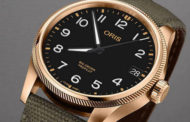 Часы Oris Big Crown ProPilot Big Date в бронзовом корпусе