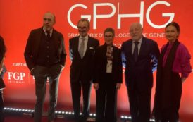 Выставка часов-номинантов Женевского Гран-при в Петербурге